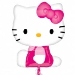 """Hello Kitty"" Μπαλόνι σχήμα"