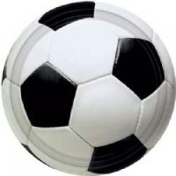 """Soccer Ball"" Πιάτο γλυκού"