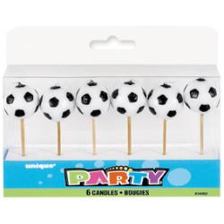 """Soccer Ball"" Κεράκια στικ"