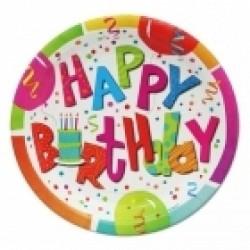 """""""Birthday Jamboree"""" Πιάτο Γλυκού"""