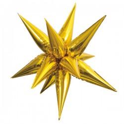 """""""Starburst"""" Χρυσό αστέρι"""
