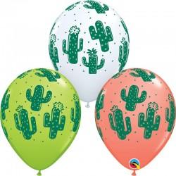 """Μπαλόνι 11"""" λάτεξ Cactuses"""