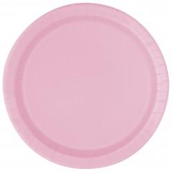 """Lovely Pink"" Πιάτο Γλυκού"