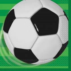"""""""Soccer Ball"""" Χαρτοπετσέτα"""