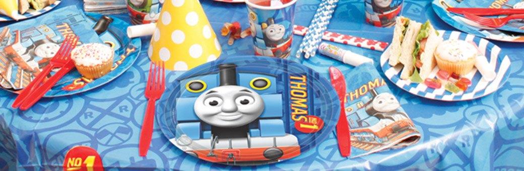 Thomas το Τρενάκι Party
