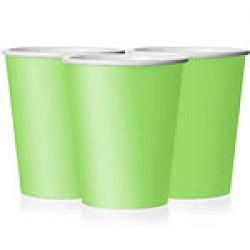 """Lime Green"" Ποτήρι"